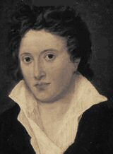 Image of Percy Bysshe Shelley
